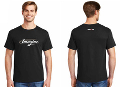 Imagine tshirt black