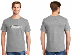 Imagine tshirt grey