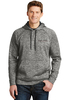 Sport-Tek® PosiCharge®Electric Heather Fleece Hooded Pullover